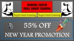 MORNING CRUNCH New Year 55% OFF Promotion